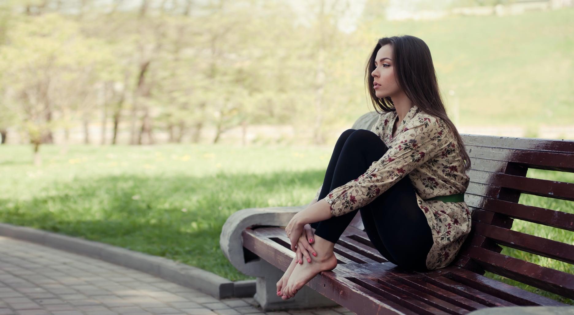 Красивые девушки часто одиноки 16 фотография