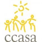 CCASA LOGO for facebook with CCASA acroymn verticle