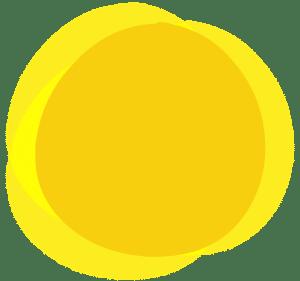 yellow let's talk icon 2
