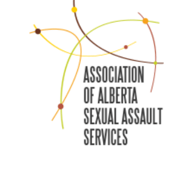 logo for association of alberta sexual assault services