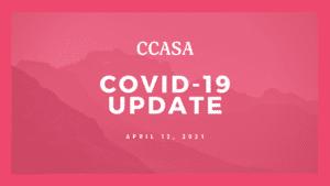 CCASA Covid-19 Update